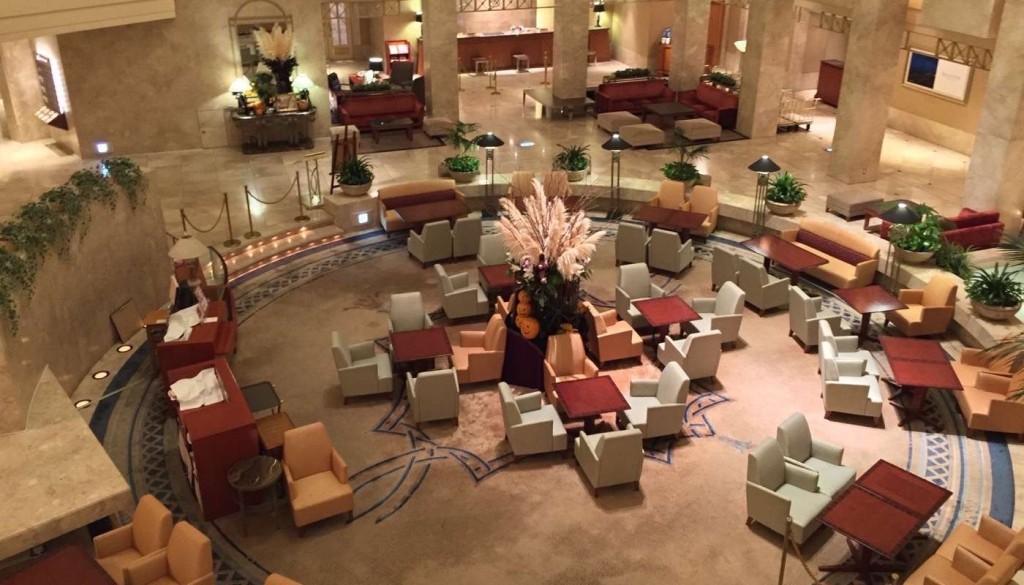 浦安ブライトンホテル東京ベイ ラウンジ