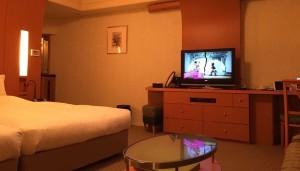 浦安ブライトンホテル東京ベイ Room Forest TV