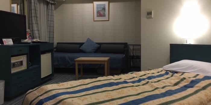 ファウンテンテラスホテル コーナールーム