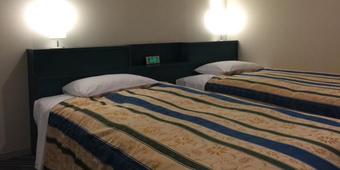 ファウンテンテラスホテル コーナールーム オーシャンサイド