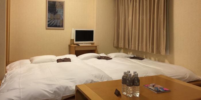 ホテル エミオン 東京ベイ 和洋室Aタイプ