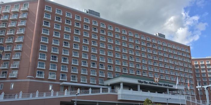 東京ベイ舞浜ホテル クラブリゾート 外観