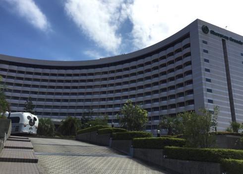 シェラトン・グランデ・トーキョーベイ・ホテル 外観