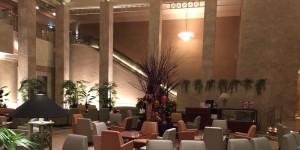 ブライトンホテル東京ベイ ロビー