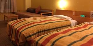 パームテラスホテル スタンダードルーム