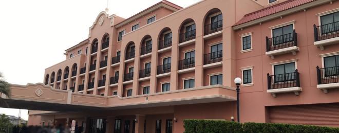 パームテラスホテル 外観