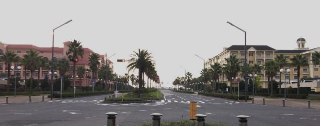 パーム&ファウンテンテラスホテル 両ホテル