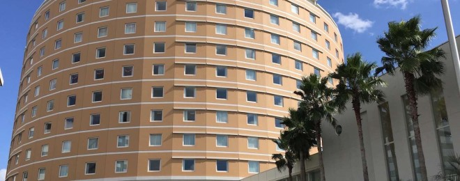 東京ベイ舞浜ホテル 外観