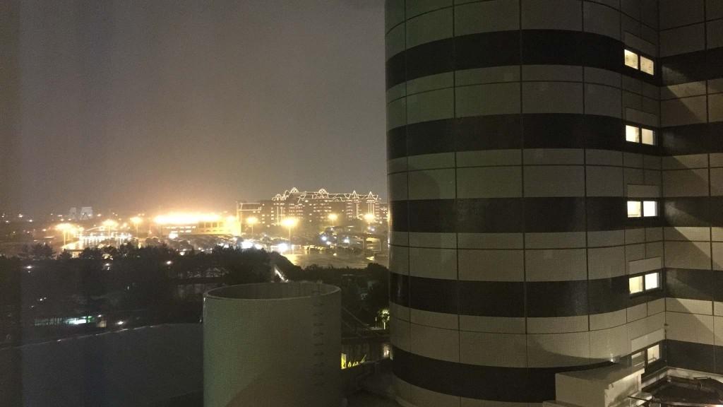サンルートプラザ東京 キャッスルルーム 眺め